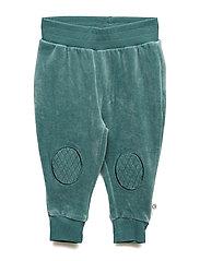 Velvet knee pants baby - DREAM GREEN