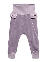 Velvet pants - ASH