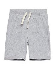 Cozy me shorts - PALE GREYMARL