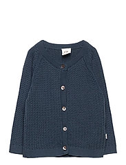 Knit cardigan - MIDNIGHT
