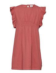 Woven dress - DREAM ROSE
