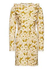Floral dress - WOOD