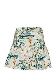 Spicy botany skirt - CREAM