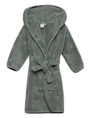 Bathrobe bunny - LAGOON GREEN