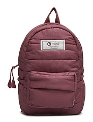 Backpack - DUSTY BERRY