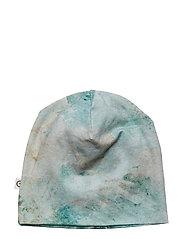 Spicy marble beanie - ECRU