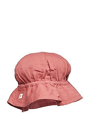 Woven beach hat - DREAM ROSE