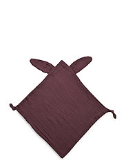 Muslin rabbit blankie - FLINT