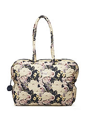 Spicy florence quilt bag - NAVY