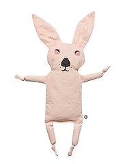 Rabbit sleep blankie - ROSE WHIP