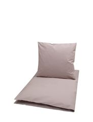 Solid bed linen baby - ROSE