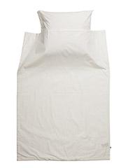 Solid bed linen baby - ECRU