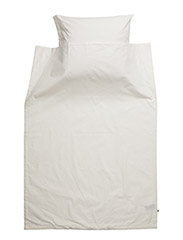 Solid bed linen junior - ECRU