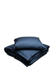 Solid bed linen adult - MIDNIGHT