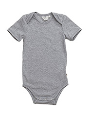 Cozy me s/sl body - PALE GREYMARL