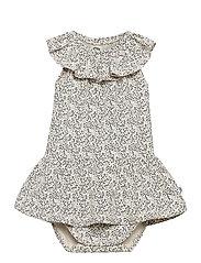 Petit sleeveless skirt body - MIDNIGHT