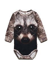 Spicy raccoon body - ECRU