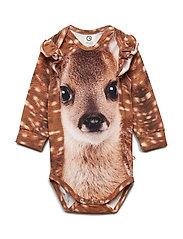 Spicy deer body - ECRU
