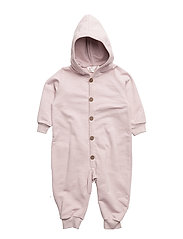 Slub sweat suit - ROSE
