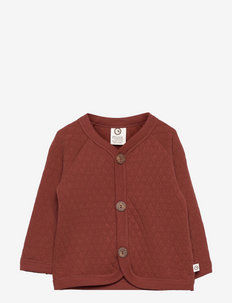Quilt jacket baby - gilets - fudge