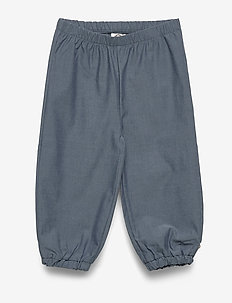 Chambray pants - bukser - chambray