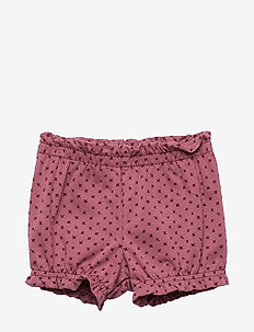 Bloomers - DUSTY BERRY CROSS PRINT