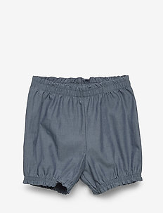 Chambray bloomers - shorts - chambray