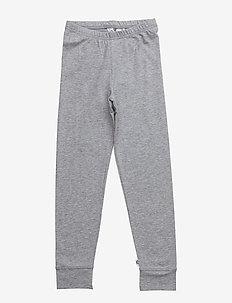 Cozy me leggings - leggings - pale greymarl