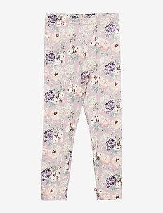 Spicy bloom leggings - ROSE