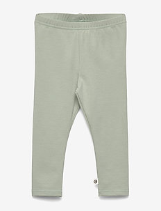 Cozy me leggings baby - MISTY GREEN
