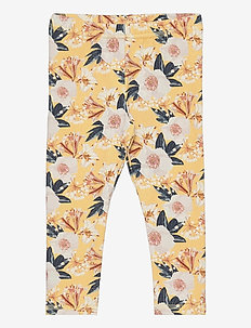 Bloom leggings baby - sun