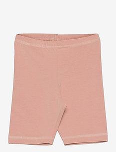 Cozy me tights - shorts - dream blush