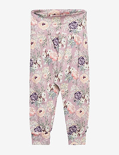 Spicy bloom pants - ROSE