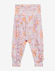 Spicy flower pants - ROSE