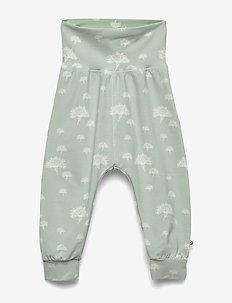 Dandelion pants - spodnie - misty green