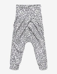 Juncus pants - trousers - cream