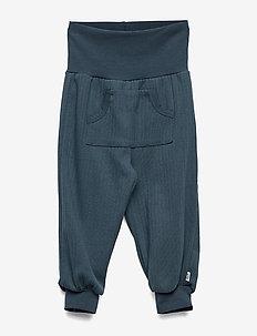 Cozy pocket pants - hosen - midnight