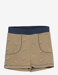 Tractor shorts baby - shorts - chincilla