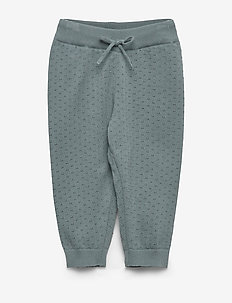 Knit pants - bukser - nile