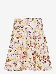 Calendula skirt - röcke - cream