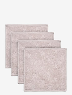 Washcloth 4-PACK - accessoires - marble