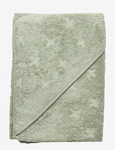 Baby towel - towels and cloths - misty green