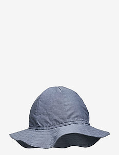 Chambray hat - sun hats - chambray