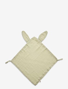 Rabbit blankie - babyprodukter - pale moss