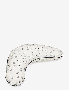 Dandelion nursing pillow - oreiller d'allaitement - cream