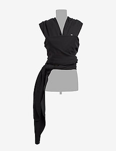 Baby wrap - baby products - black