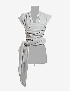 Baby wrap - baby products - pale greymarl