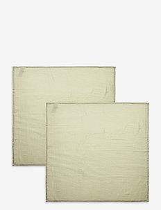 Cloth diaper 2-PACK - accessories - pale moss