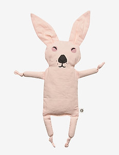 Rabbit sleep blankie - blankets & quilts - rose whip