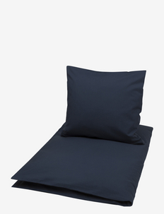 Solid bed linen junior - MIDNIGHT